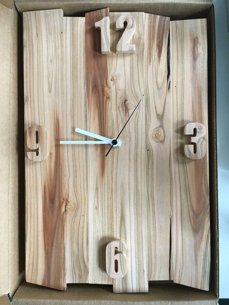 25 best ideas about wanduhr holz on pinterest uhr holz. Black Bedroom Furniture Sets. Home Design Ideas