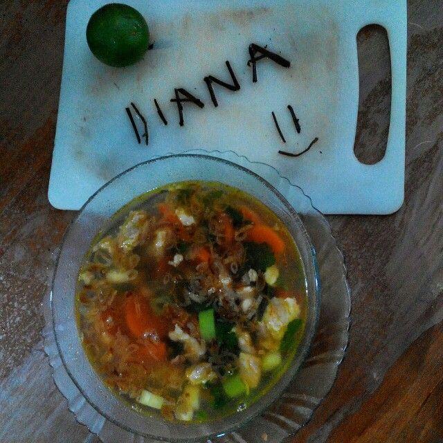 Indonesian food....