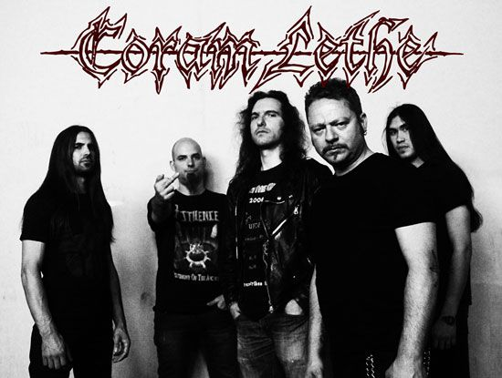 """Coram Lethe - In studio per le registrazioni di """"In Absence""""  I death metallers Coram Lethe entreranno in studio a inizio Luglio per registrare il successore di """"Heterodox"""" (recensione) uscito via Buil2Kill Records/Audioglobe a Giugno 2012."""