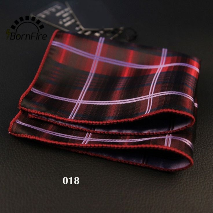 Vintage Handkerchief Business Suit Pocket Square Wedding 24cm*24cm Hankies For Men Pocket Towel Handkerchief Scarves