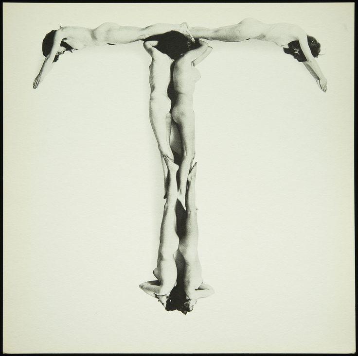 1970, Gallery, Hilversum, Kwadraat Blad, 25 Cm, Alphabet, Kwadraatblad,