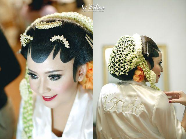 Le Motion Photo: Ochi & Sandhy Wedding (Pernikahan Nasional & adat Jawa)