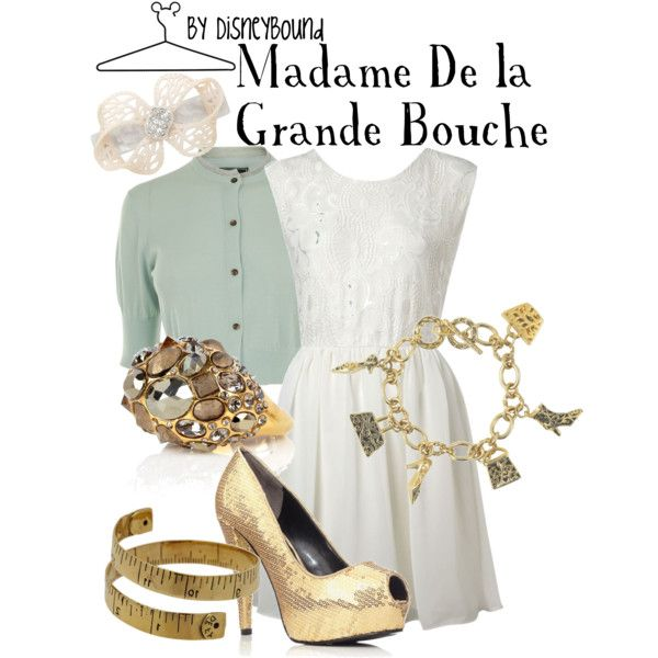"""""""Madame De la Grande Bouche"""" (the dresser from Beauty and the Beast)"""