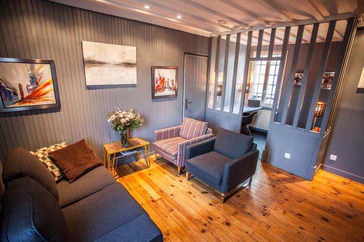 The Grey House in Honfleur - Chambre D'hotes Honfleur - TripAdvisor