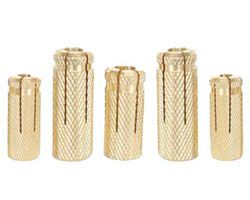 #BrassAnchorBolts  We are one of the largest producers exporters manufacturers of Brass anchor bolts in Jamnagar India.  We  offer slotted Brass Anchor Bolts that are designed to meet various industrial applications. We export Concrete Anchor Bolts from premium quality raw materials so as to provide strength to bolts. Known for its features like corrosion resistance and long life, the Brass Anchor Bolts offered by us are high in demand.
