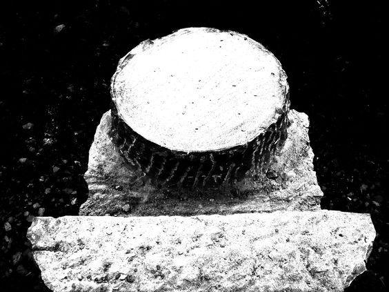Valentin Soare Sculpture  ,,The Moving Stone,,