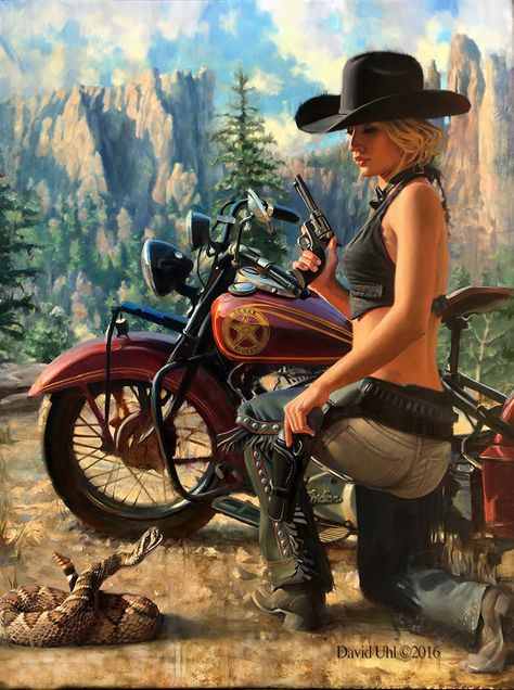 Pick Your Poison... David Uhl