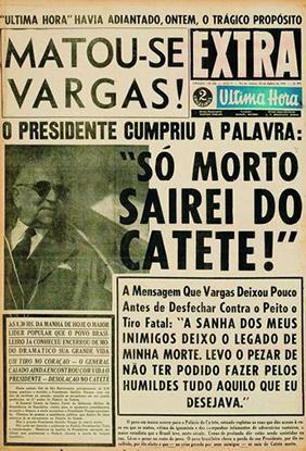 domtotal.com   Apesar de seus erros, Vargas merece lugar de honra na história do Brasil.     Aproxima-se o 60º aniversário do golpe de Es...