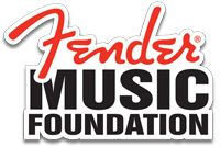 Fender Music Foundation - The Fender Music Foundation is a 501(c)3 national music charity that provides instruments to music education programs across the country, including schools.