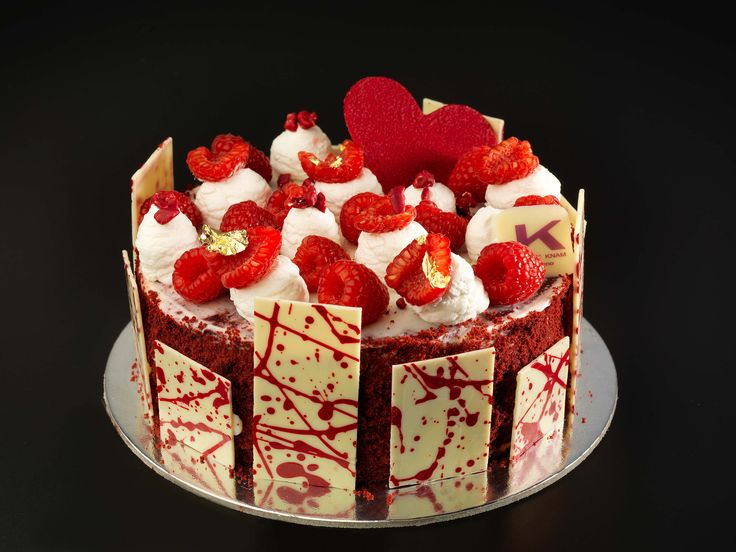 10 maggio #FestadellaMamma con la #RedVelvet! #Knam #pastry #chocolate