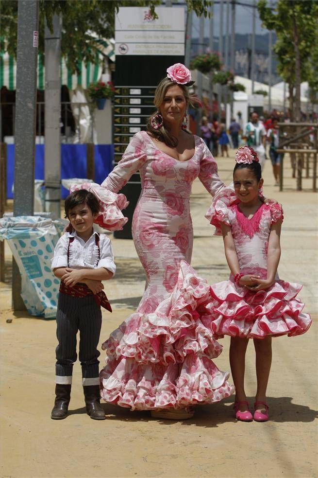 Galería de fotos Los trajes de El Arenal - Foto 1 - Diario Córdoba 2014