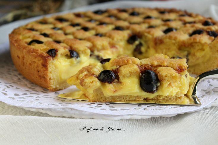 Crostata Amalfitana - friabile e golosa