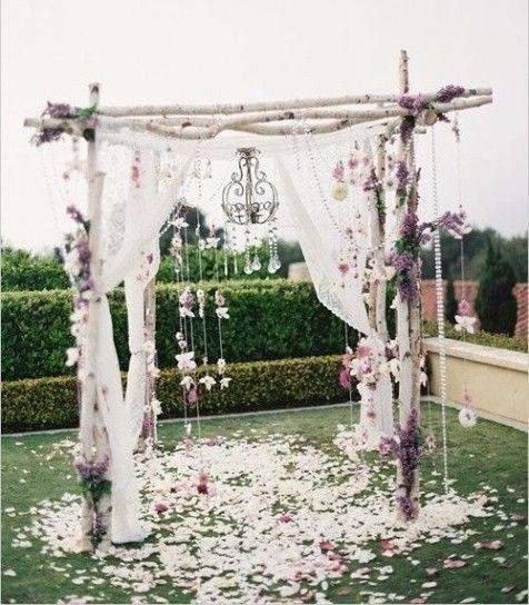 Decoración de bodas civiles: Fotos de diseños originales