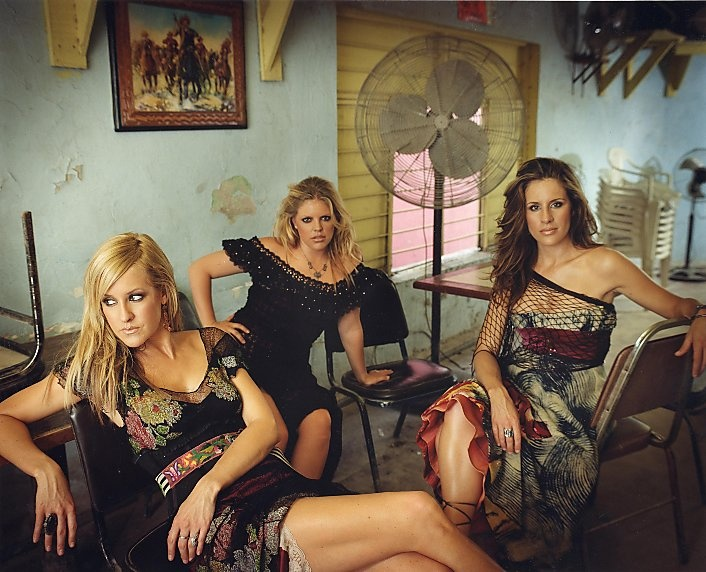 all three women from the Dixie Chicks