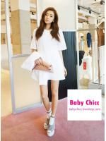 No.1 Korea Street Fashion in Thailand go to shopping your STYLE! Click >> http://babychicc.lnwshop.com/