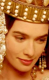 Lena Headey as Guinevere in Merlin (1998)