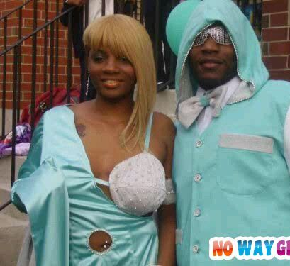 (via Ghetto Prom 2011 | NoWayGirl.com) they really tried it.. That's a no no
