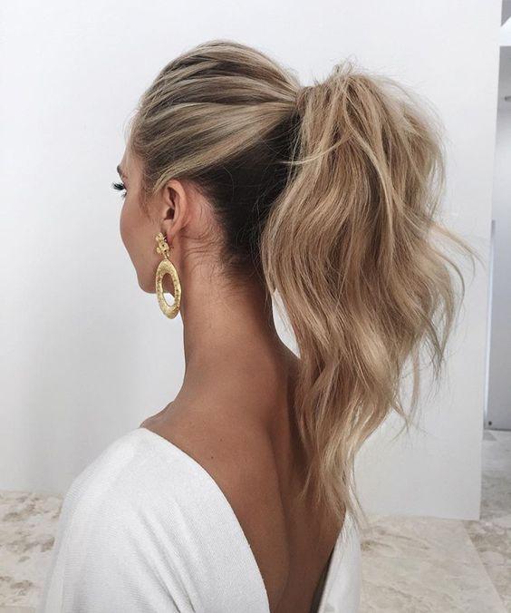 11 Step By Step Puff Hairstyles Tutorials Me Pinterest Wedding