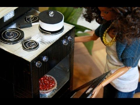 How to Make a Doll Stove