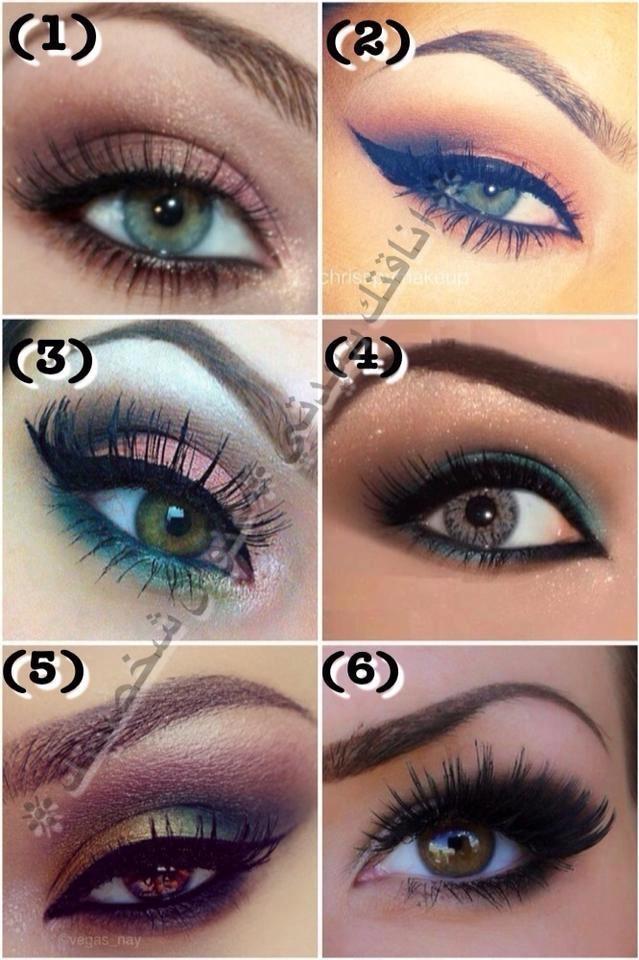 eyeshadow and eyeliner styles Makeup Pinterest Style