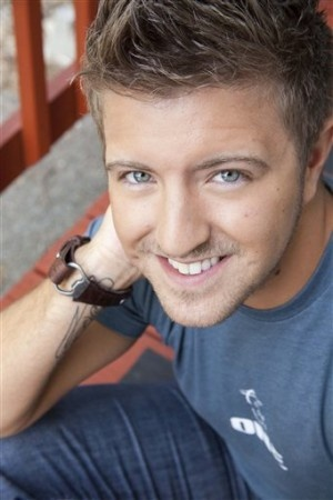Billy Gilman. He has grown up and grown up good. Yuummmm