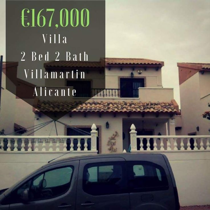 BOP606 Black Olive Properties are proud to present to you this lovely fully furnished detached villa located in the very popular Villamartin. Air conditioning throughout, South facing and North facing terraces, central heating, communal swimming pool. Visit our website today! San Miguel De Salinas, Alicante, Spain