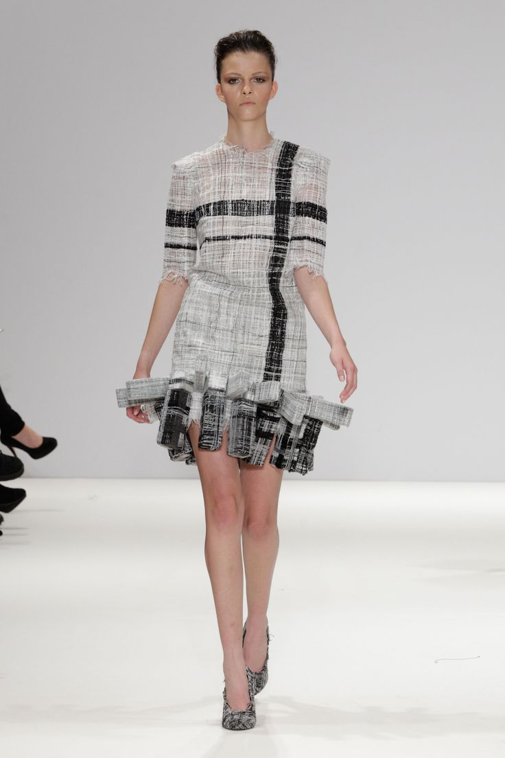 Hellen van Rees SS13 look 7 #SS13  #hellenvanrees #fashion