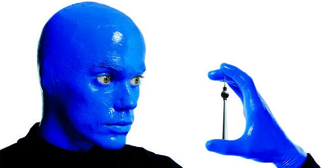 102€ | -40% | #Berlin - 2 Tage #Citytrip und #Show #Blue #Man #Group