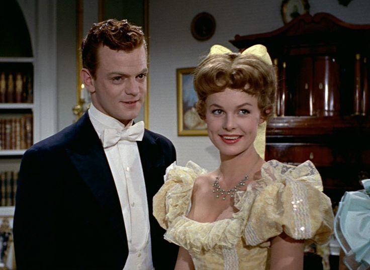 som Peter Ahlevig, i Charles tante fra 1959. (her sammen med Ghita Nørby)