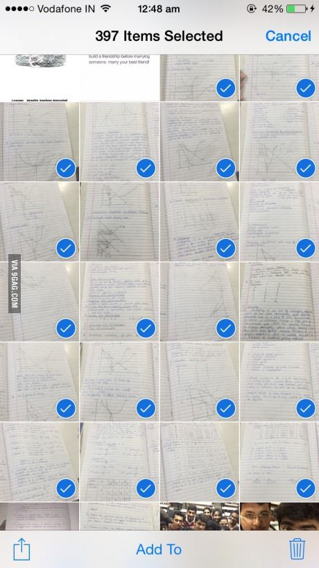 When your Semester ends