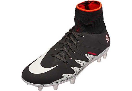 Kids Nike x Jordan Neymar Jr Hypervenom Phantom FG Soccer Cleats! Grab a pair from SoccerPro right now! Limited quantities available!