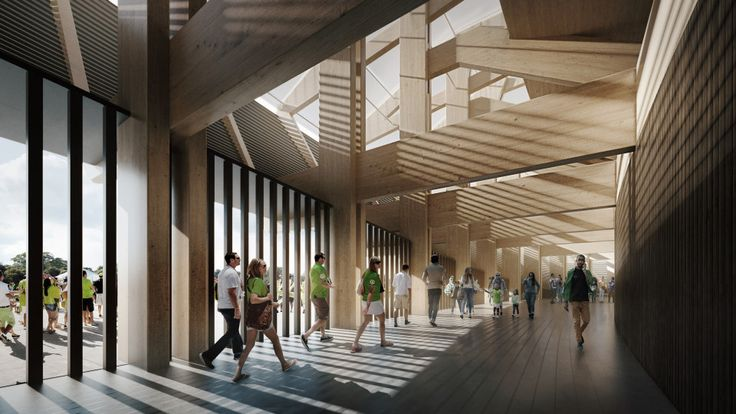 Forest Green Rovers' stadium will be part of a £100milliion development