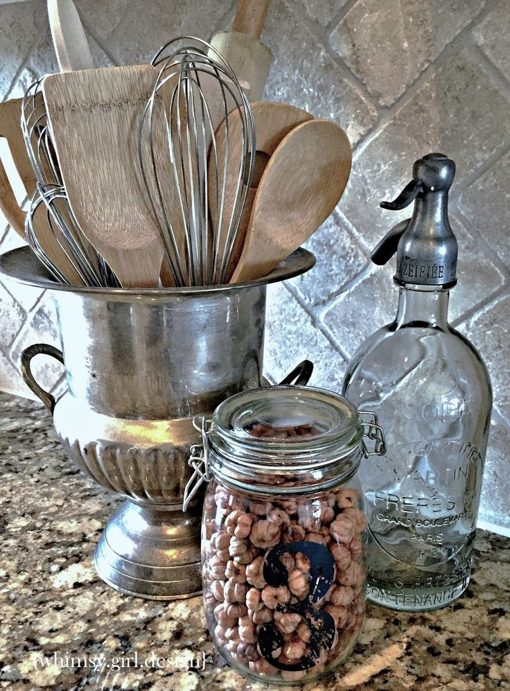 whimsy girl: My fall kitchen tour and a GIVEAWAY...post sponsored by Tuesday Morning!