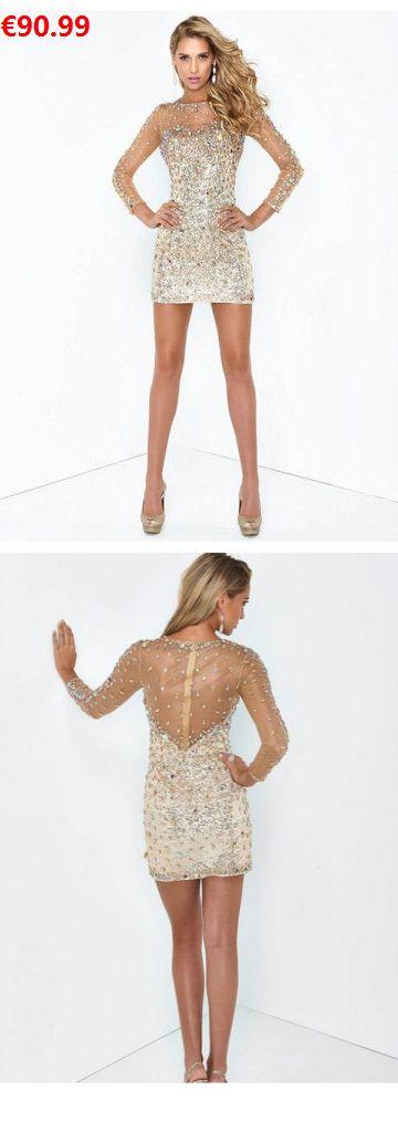 Etui-Linie U-Ausschnitt Kurze günstige Cocktailkleider online bestellen                                 Specifications                                              ÄRMELLÄNGE          Lange Ärmel                                  AUSSCHNITT          V-Ausschnitt                                  RÜCKEN          Reißverschluss                                  Saumlänge/Schleppe          Kurz/Mini    #verlobungsring #ballkleider#Hochzeitskleid #standesamtkleid#fashionbridel#cocktailkleider