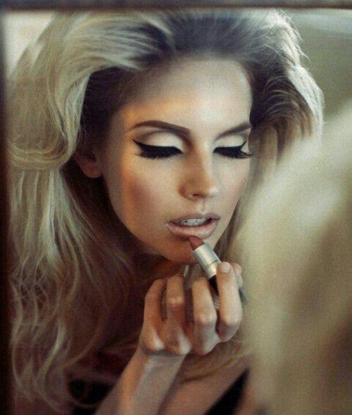 Brigitte Bardot makeup