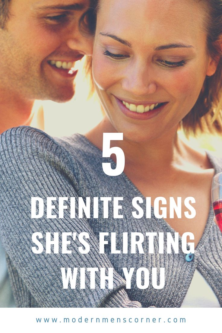 Flirting 101 - How To Tell If She Is Flirting With You