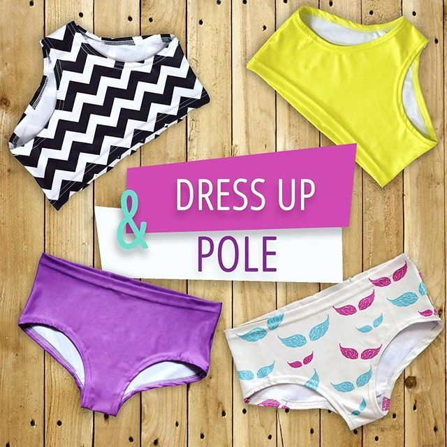 Shorts festival 📣‼️🎉 Dress up & Pole 💜 Shop online 17EUR…