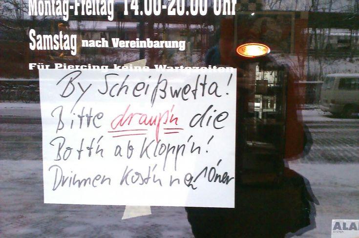 Spruch Berlin