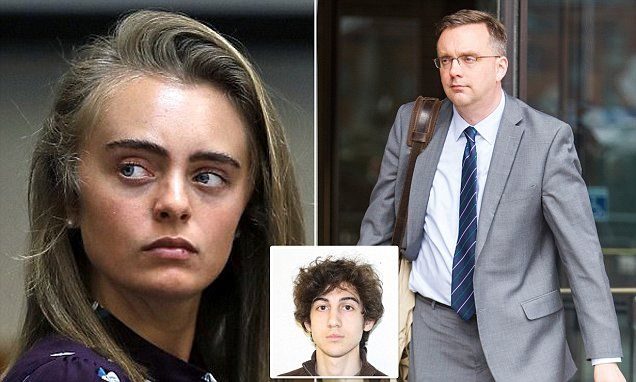 Michelle Carter hires Boston bomber's lawyer   Daily Mail Online