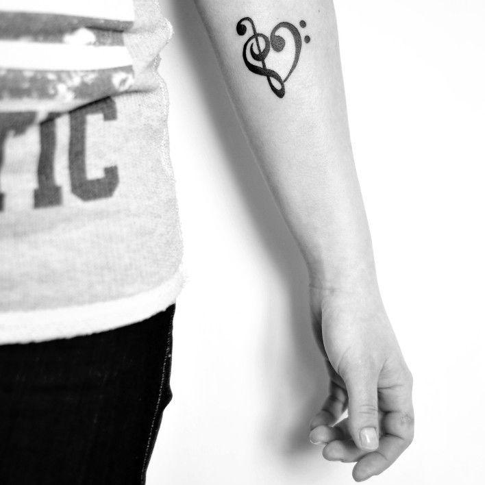 Love music  #tattoo #love # music