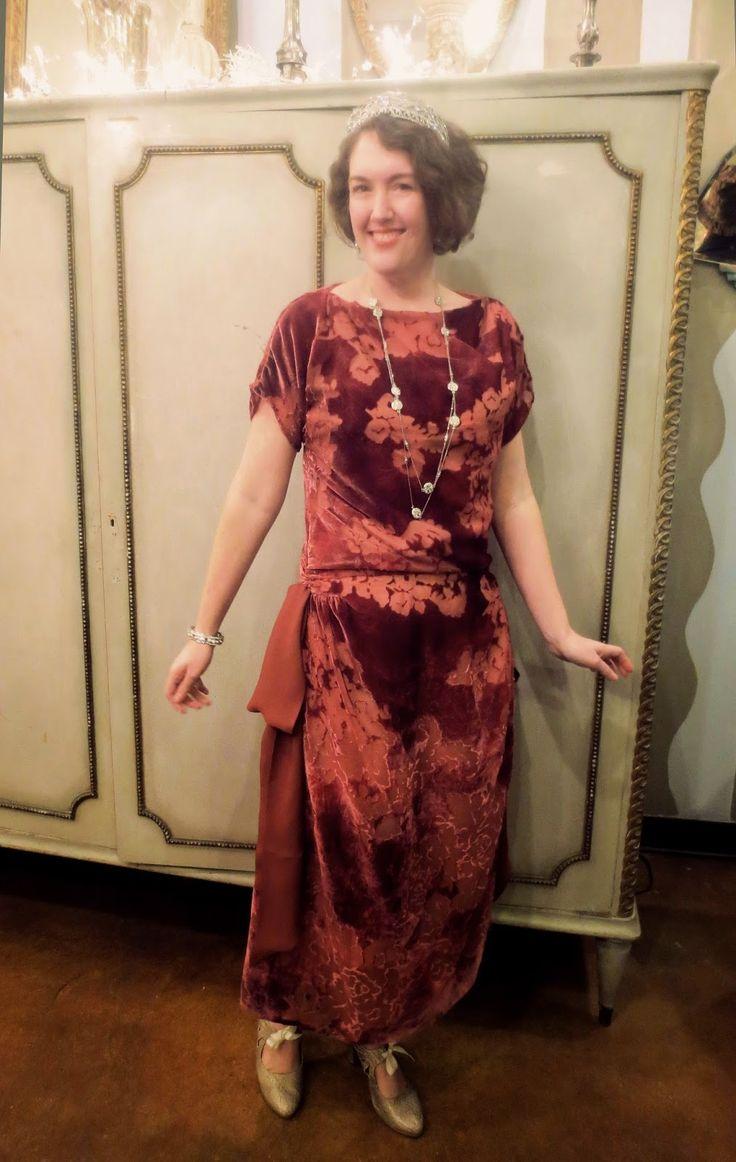 11 best 1920s images on Pinterest | Schnittmuster, Kleidung nähen ...