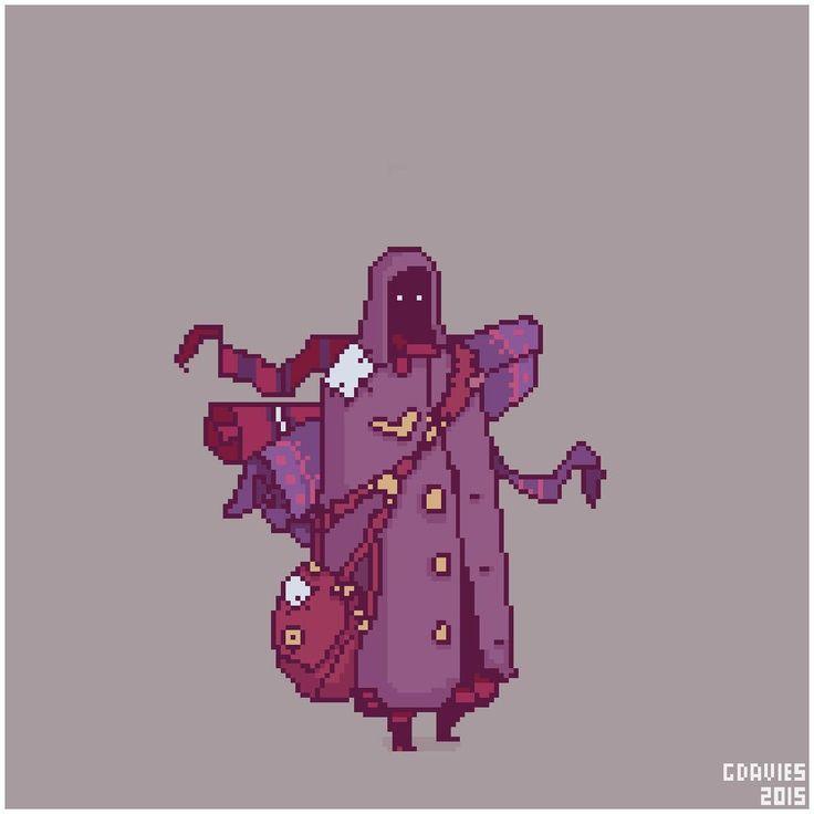 Pixel Art Character Design Tutorial : Best pixel art images on pinterest
