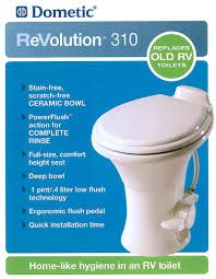 Dometic Sealand Porcelain Toilets! Replace your existing plastic toilet today!