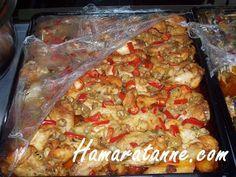 Fırında Tavuk But Tarifi Nasıl yapılır ?   Hamaratanne.COM - Yeni Nesil Kolay ve Resimli Yemek Tarifleri