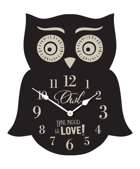 Wall Clock Owl Design : Best owl kitchen decor ideas on