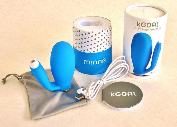 Minna kgoal   Smart Kegel Trainer