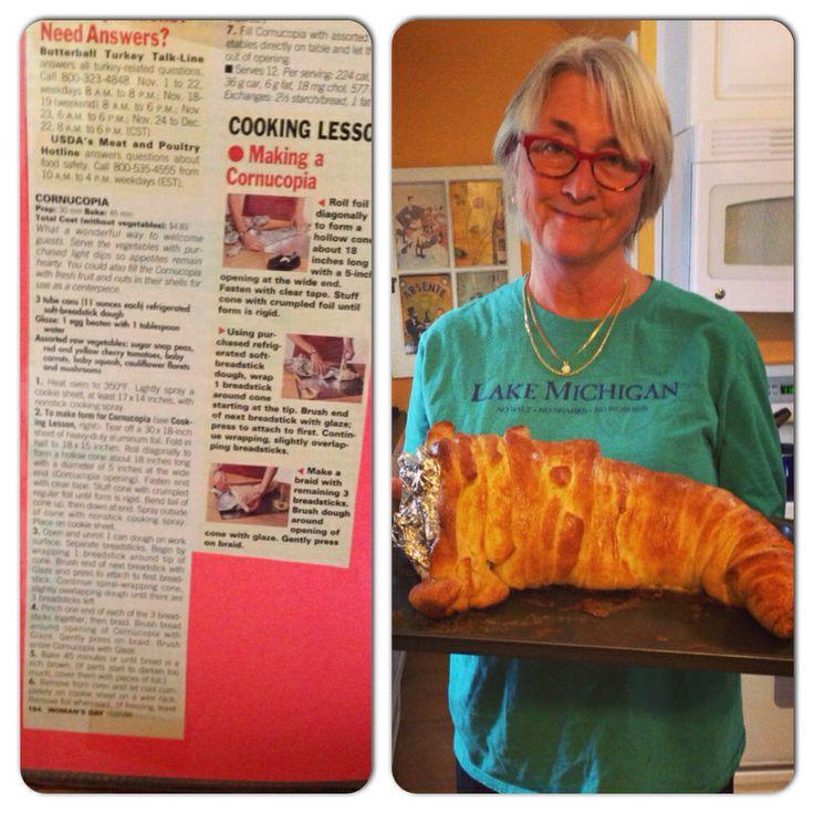 @Cindy Ames cornucopia veggie dip