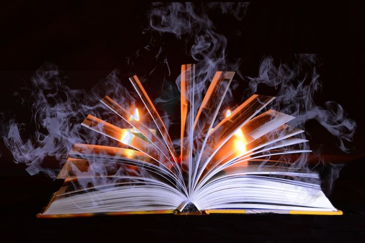 "Photo ""SmokingHotBook"" by MayEbony"