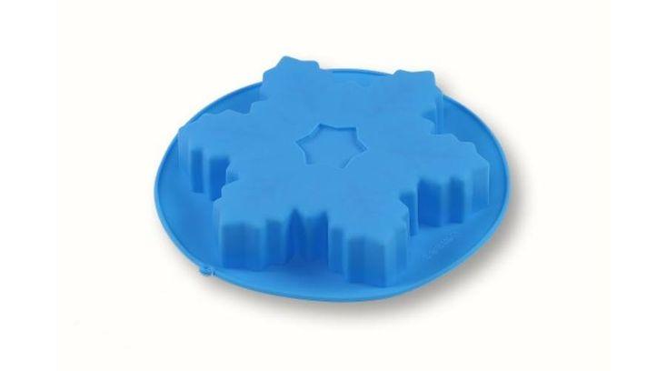 Hópehely alakú szilikon sütőforma - Süss Velem.com