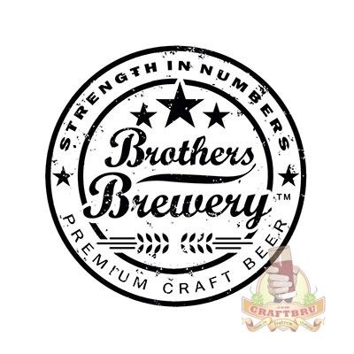 Keeping it in the beer family, Brothers Brewery is a Johannesburg based South African craft beer brewery.
